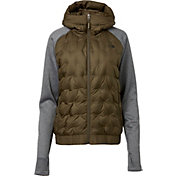 The North Face Women's Mash-Up Bomber Down Jacket