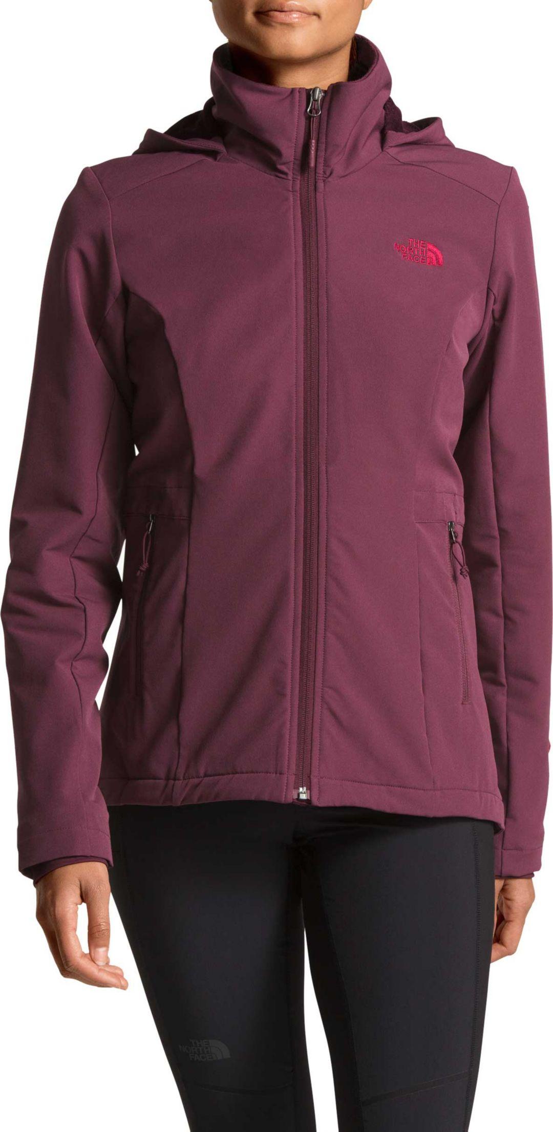 95d25b07706d The North Face Women's Shelbe Raschel Soft Shell Jacket