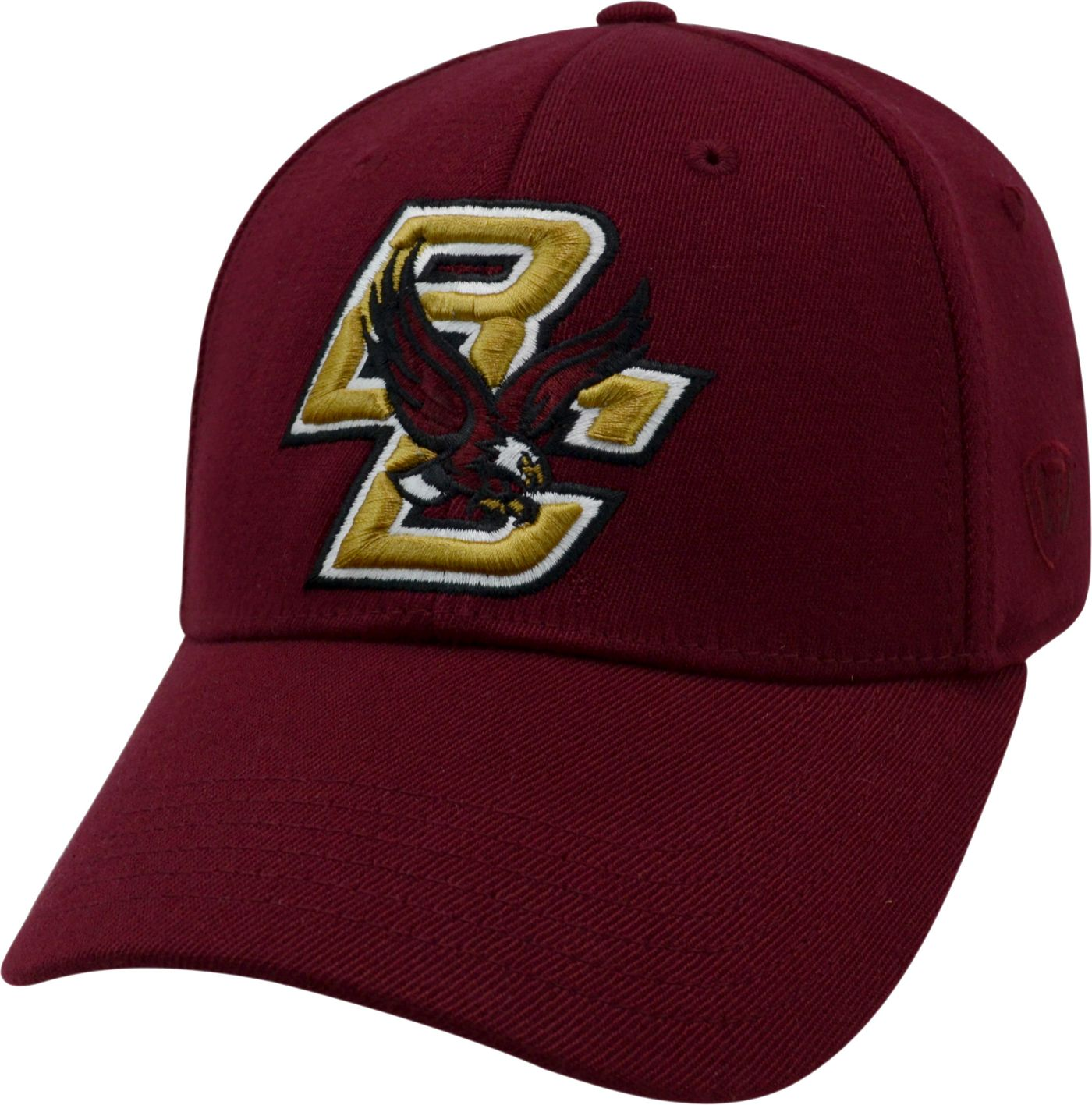 Top of the World Men's Boston College Eagles Maroon Premium Collection M-Fit Hat