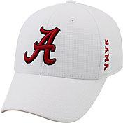 025d5911494 Product Image · Top of the World Men s Alabama Crimson Tide White Booster  Plus 1Fit Flex Hat