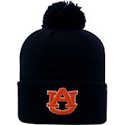 Top of the World Men's Auburn Tigers Blue Pom Knit Beanie