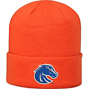 Top of the World Men's Boise State Broncos Orange Cuff Knit Beanie
