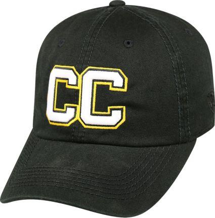 quality design 8c9c7 94460 Top of the World Men s Colorado College Tigers Black Crew Adjustable Hat