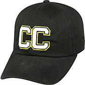 Top of the World Men's Colorado College Tigers Black Crew Adjustable Hat