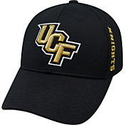 Top of the World Men's UCF Knights Black Booster Plus 1Fit Flex Hat