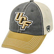 Top of the World Men's UCF Knights Black/Gold/White Off Road Adjustable Hat