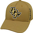 Top of the World Men's UCF Knights Gold Booster Plus 1Fit Flex Hat