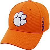 online store 2b3b7 6edba Top of the World Mens Clemson Tigers Orange Booster Plus 1Fit Flex Hat