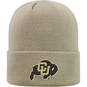 Top of the World Men's Colorado Buffaloes Gold Cuff Knit Beanie