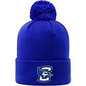 Top of the World Men's Creighton Bluejays Blue Pom Knit Beanie