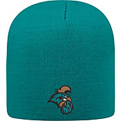 Top of the World Men's Coastal Carolina Chanticleers Teal TOW Classic Knit Beanie