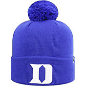 Top of the World Men's Duke Blue Devils Duke Blue Pom Knit Beanie