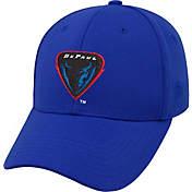 wholesale dealer 3e4bf edc90 Top of the World Mens DePaul Blue Demons Royal Blue Premium Collection M-Fit  Hat