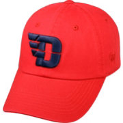 Top of the World Men's Dayton Flyers Red Crew Adjustable Hat