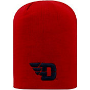 Top of the World Men's Dayton Flyers Red TOW Classic Knit Beanie