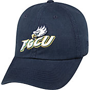 Top of the World Men's Florida Gulf Coast Eagles Navy Crew Adjustable Hat