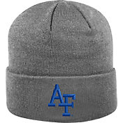 Top of the World Men's Air Force Falcons Grey Cuff Knit Beanie