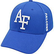 Top of the World Men's Air Force Falcons Blue Booster Plus 1Fit Flex Hat