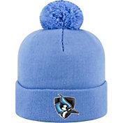 Top of the World Men's Johns Hopkins Blue Jays Columbia Blue Pom Knit Beanie