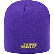 Top of the World Men's James Madison Dukes Purple TOW Classic Knit Beanie