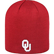 Top of the World Men's Oklahoma Sooners Crimson TOW Classic Knit Beanie