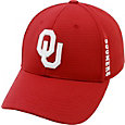 Top of the World Men's Oklahoma Sooners Crimson Booster Plus 1Fit Flex Hat