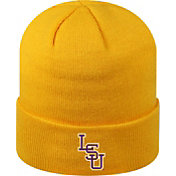 Top of the World Men's LSU Tigers Gold Cuff Knit Beanie
