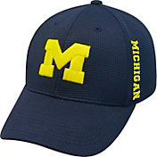 best cheap fb8fc ea079 Product Image · Top of the World Men s Michigan Wolverines Blue Booster  Plus 1Fit Flex Hat