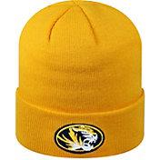 Top of the World Men's Missouri Tigers Gold Cuff Knit Beanie