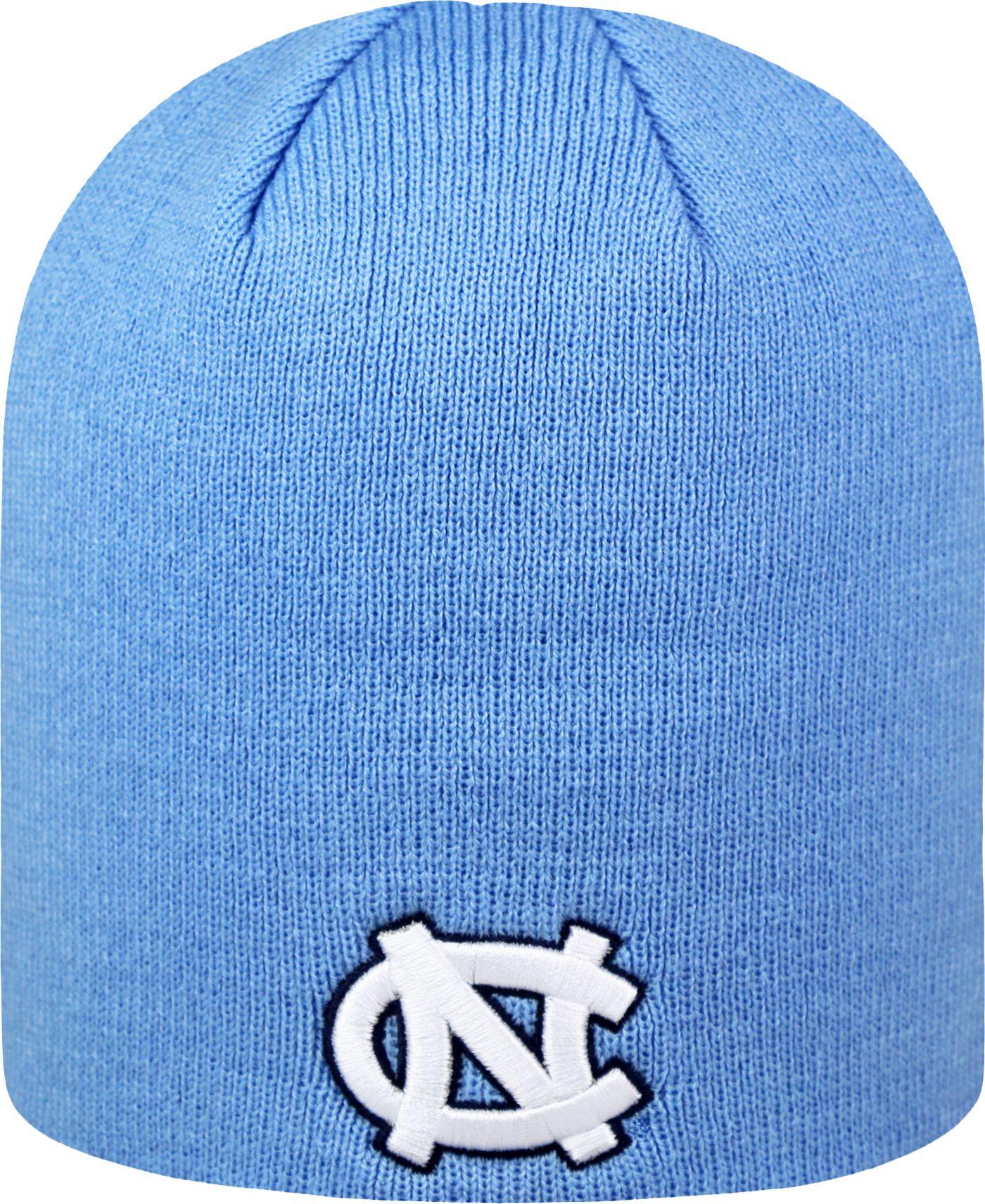 Top of the World Men's North Carolina Tar Heels Carolina Blue TOW Classic Knit Beanie