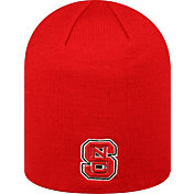 Top of the World Men's NC State Wolfpack Red TOW Classic Knit Beanie