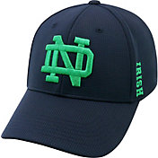 e627464a865 Product Image · Top of the World Men s Notre Dame Fighting Irish Navy  Booster Plus 1Fit Flex Hat