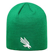 Top of the World Men's North Texas Mean Green Green TOW Classic Knit Beanie