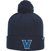 Top of the World Men's Villanova Wildcats Navy Pom Knit Beanie