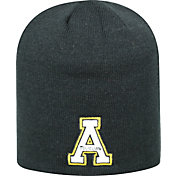 Top of the World Men's Appalachian State Mountaineers Black TOW Classic Knit Beanie