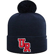 Top of the World Men's Richmond Spiders Blue Pom Knit Beanie