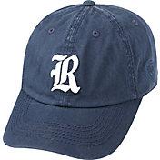 Top of the World Men's Rice Owls Blue Crew Adjustable Hat