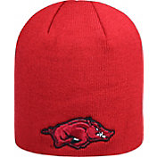 Top of the World Men's Arkansas Razorbacks Cardinal TOW Classic Knit Beanie