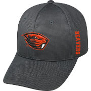 Top of the World Men's Oregon State Beavers Charcoal Booster Plus 1Fit Flex Hat