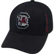 Top of the World Men's South Carolina Gamecocks Black Booster Plus 1Fit Flex Hat