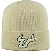 Top of the World Men's South Florida Bulls Gold Cuff Knit Beanie