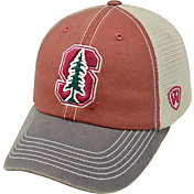 Top of the World Men's Stanford Cardinal Off Road Cardinal/White/Black Adjustable Hat