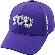 Top of the World Men's TCU Horned Frogs Purple Booster Plus 1Fit Flex Hat
