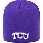 Top of the World Men's TCU Horned Frogs Purple TOW Classic Knit Beanie