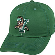 Top of the World Men's Vermont Catamounts Green Crew Adjustable Hat