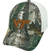 Top of the World Men's Virginia Tech Hokies Realtree Xtra Yonder Adjustable Snapback Hat