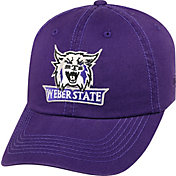 Top of the World Men's Weber State Wildcats Purple Crew Adjustable Hat