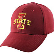 Top of the World Men's Iowa State Cyclones Cardinal Premium Collection M-Fit Hat