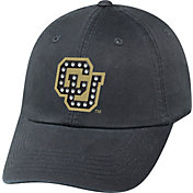 Top of the World Women's Colorado Buffaloes Black Radiant Adjustable Hat