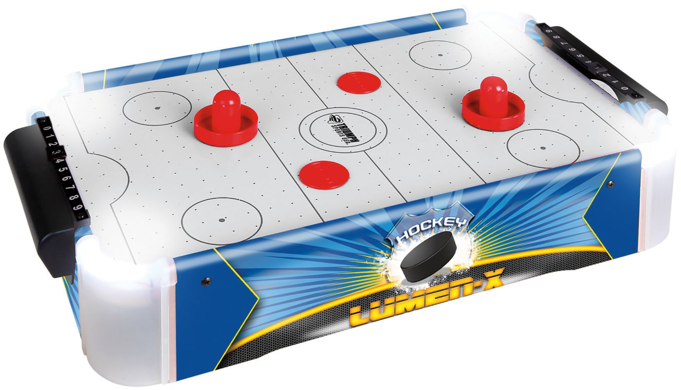 Triumph Lumen-X Air Hockey Tabletop Game